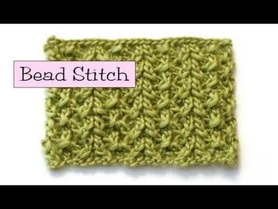 Fancy Stitch Combos - Bead Stitch