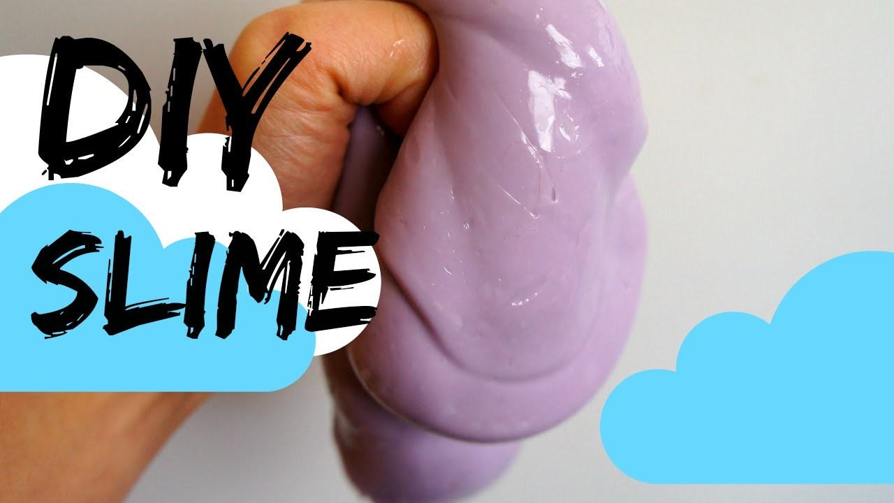 How to Make Slime Recipe #1