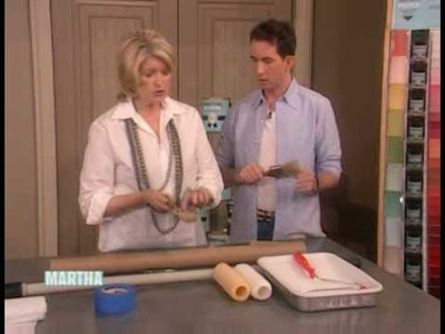 How to Paint Your Home: DIY Tips and Techniques from Martha