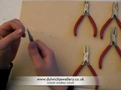 Jewellery Making - Pliers for Beading