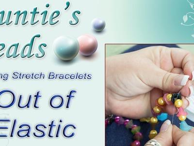 Karla Kam - Making Stretch Bracelets Out of Elastic