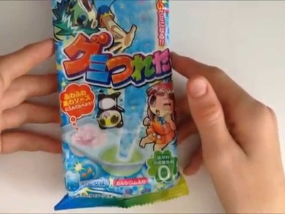 Kracie Gumi Tsureta DIY Japanese Candy Kit Tutorial | SJS Rainbow Loom