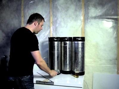 Modifying Corny Kegs for Gelatin Fining - Craft Brewing™