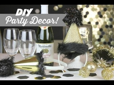 New Year's Party Decor | ShowMeCute