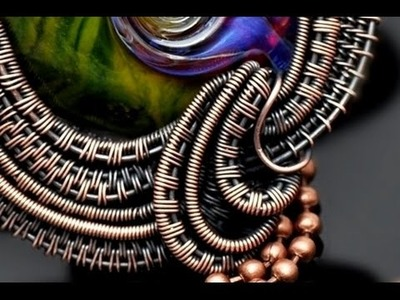 Quick Tips 3: Wire Weaving, SHAPING CURVES