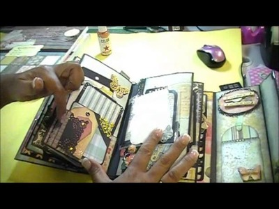 Vertical Paper Bag Album