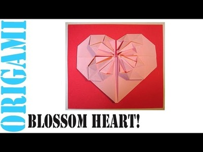 Blossom Heart: Daily Origami - 479 [TCGames HD]