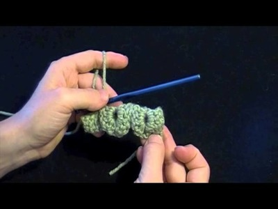 Crocodile Stitch How to Crochet