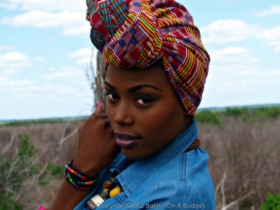 DIY: Head Wrapping Tutorial Part 1