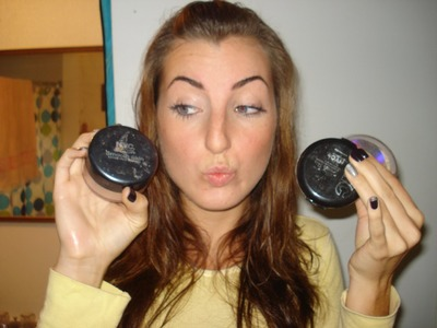 DIY Recycle.Reuse Makeup!