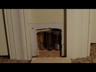 Diy secret hiding place 1