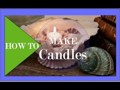 How To Make a Candle - Interior Design