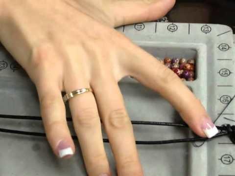 How to Make Wrap Bracelets - AuntiesBeads.com
