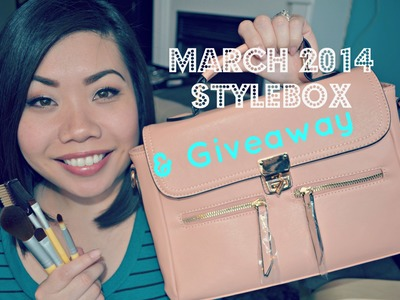 March 2014 #StyleBox | GIVEAWAY CLOSED