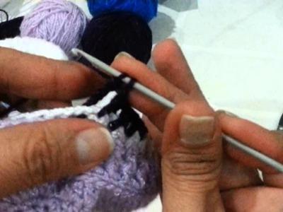 Zapatitos a Crochet   2da parte