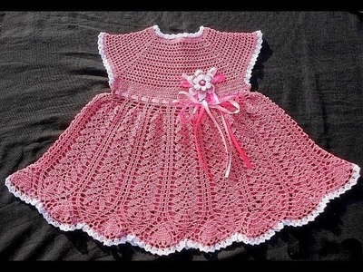 (1) Lace Crochet Clothes Dress Models Patterns Designs New Fashion