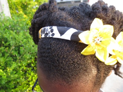 314 * DIY Fabric Headband