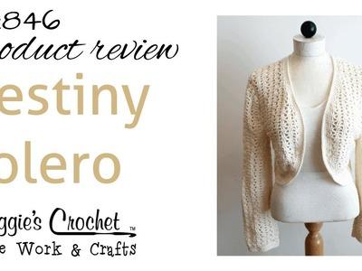 Destiny Bolero - Product Review PA846