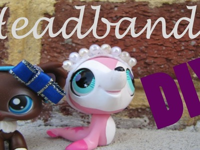 DIY Accessories: How To Make LPS Headbands And Hair Bows + Update