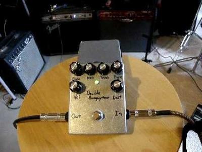 DIY Dr Boogey strat w. texas specials DIY Fender deluxe 5E3