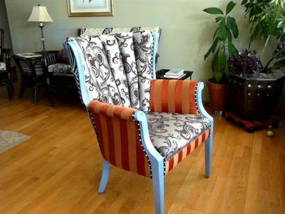 DIY Furniture Upholstery - Moveis Estofados