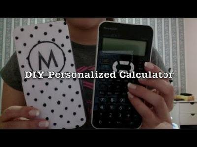 DIY Personalized Monogram Calculator