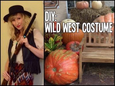 DIY: Wild West Costume