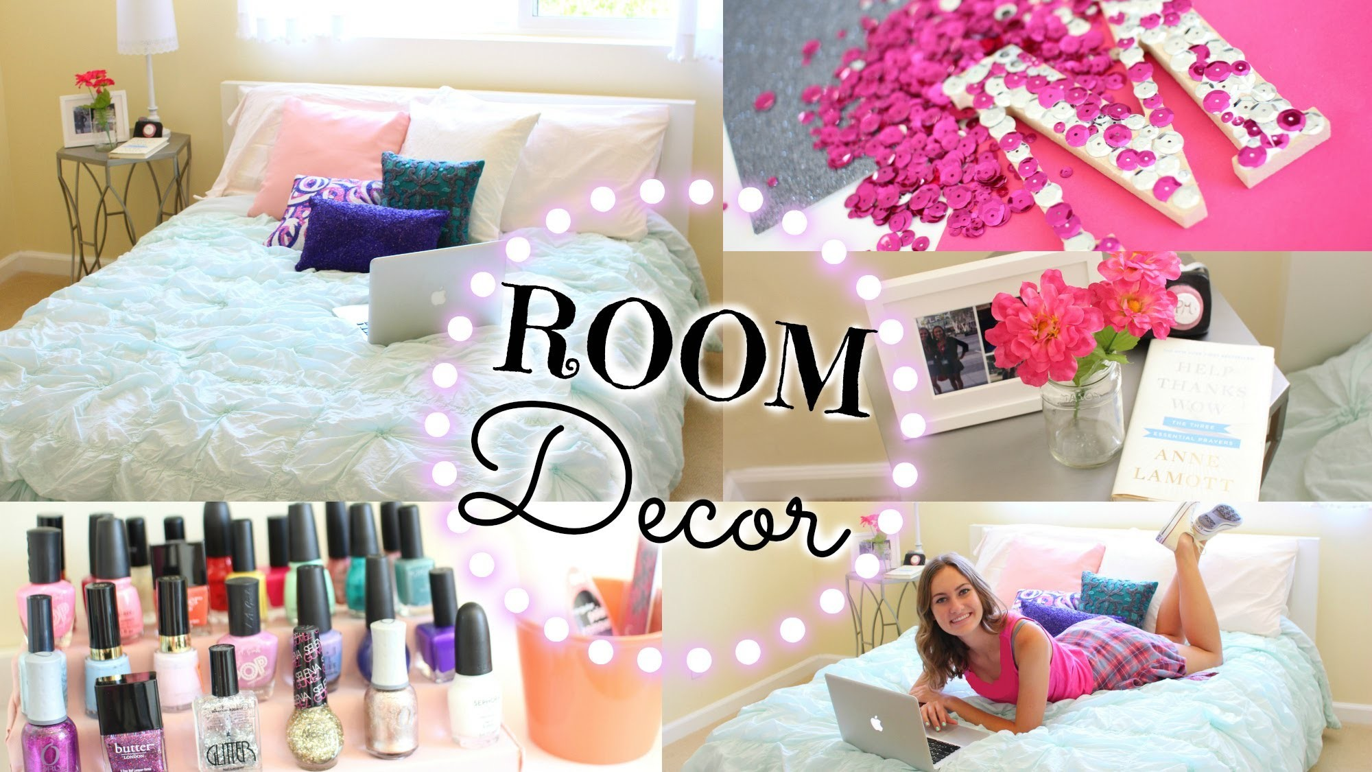 Easy DIY Ways to Re-Decorate Your Room!
