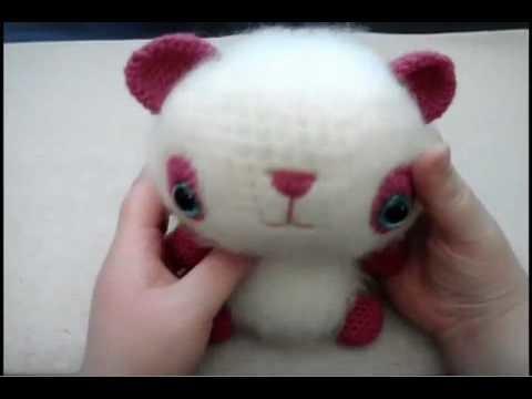 Fuzzy Panda Crochet Along Lesson 1