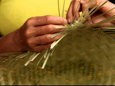 HD - Phontong Handicrafts Basket Weaving
