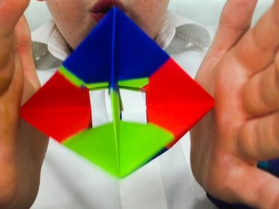 How to make a Spinning Windows Lung Blower Origami