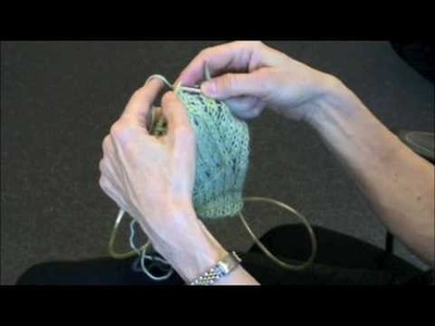 Iris Schreier's Reversible Cable Knit Technique