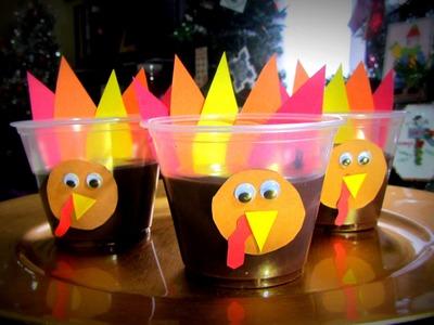 Last Minute DIY Thanksgiving Dessert