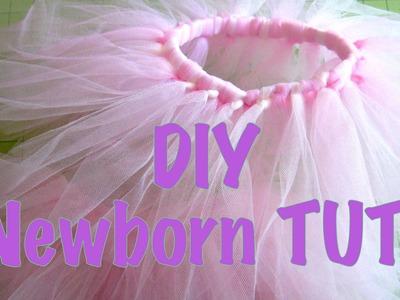 Pinspired - DIY Newborn tutu
