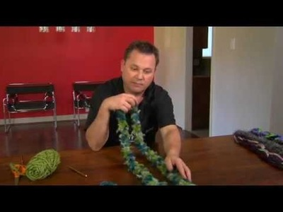 2011Holiday Easy Scarf Making