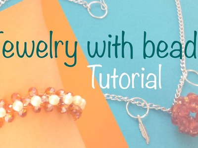 ♥ Beaded Jewelry Tutorial ☁