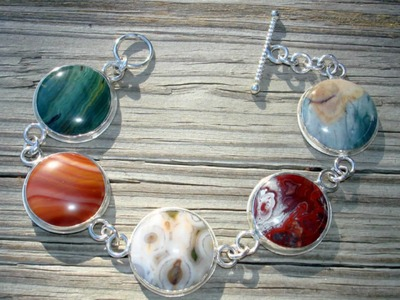 Blarneystones Hand Crafted Sterling Silver Jewelry