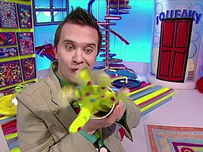 Come and make fun things with Mister Maker