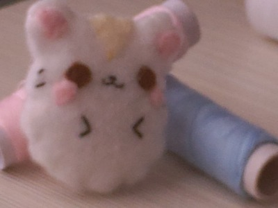 Cute & Simple Hamster Plushie Tutorial ^w^