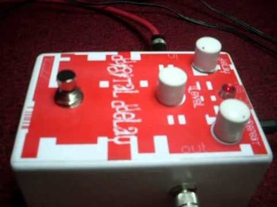 DIY Endless delay Stompbox by Vasco Labs
