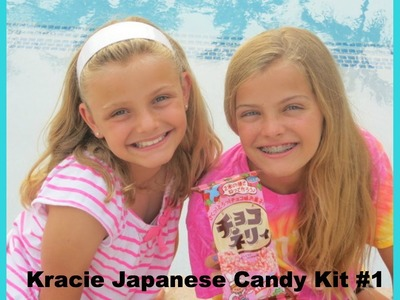 DIY Kracie Japanese Candy Kit Neri Choco - Strawberry Flavor ~ Jacy and Kacy