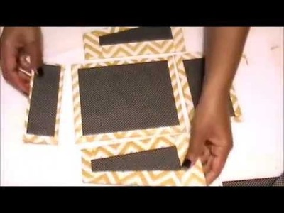 DIY:Makeup Holder | Recycle Your Shoebox