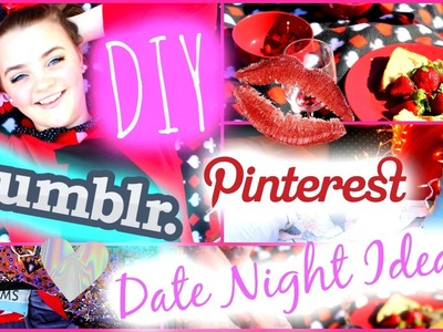 DIY Tumblr.Pinterest Date Night Ideas.Inspiration♡