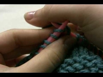 How to Knit: Yarn Over