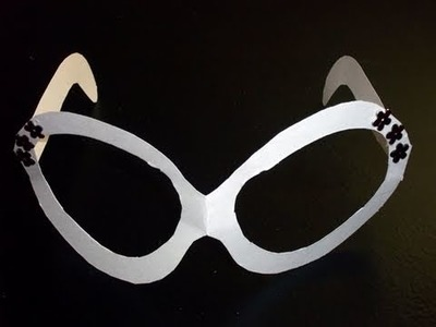 How to make Silly Glasses - EP