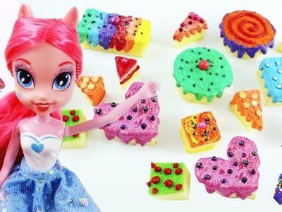 Make Doll Cakes - Doll Crafts