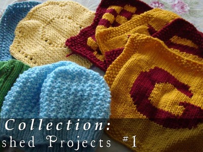 My Collection  |  Finished Projects #1  |  Hogwarts Blanket