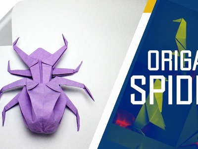 Origami - How To Make An Origami Spider