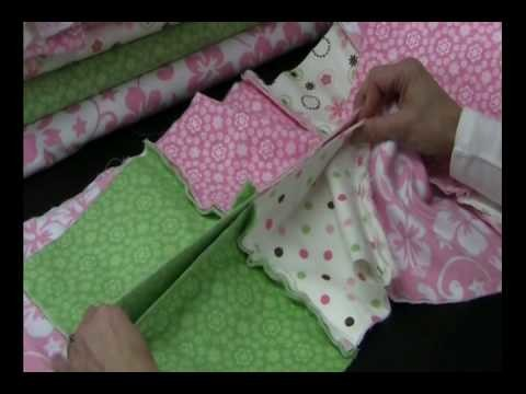 Rag Quilt Project | Beverly's How-To