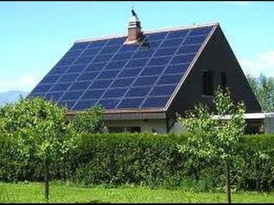 REDNECK SOLAR POWER UNDER $500 DIY